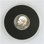 1986 Roosevelt Dime - PROOF in Capsule