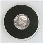 1974 Roosevelt Dime - PROOF in Capsule