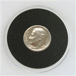 1970 Roosevelt Dime - PROOF in Capsule