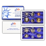 2005 Modern Issue Proof Set