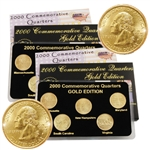 2000 Quarter Mania ( P & D ) Collection - Gold Edition