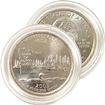 2005 Minnesota Uncirculated Quarter - Denver Mint