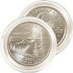 2005 Oregon Uncirculated Quarter - Denver Mint