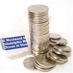 2005 Westward Ocean View Nickel Roll - Philadelphia