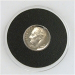 1985 Roosevelt Dime - PROOF in Capsule