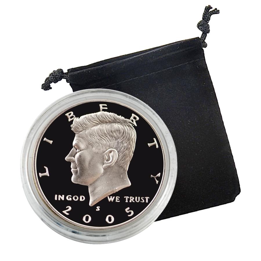 2005 Kennedy Half Dollar Proof