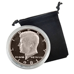 1981 Kennedy Half Dollar - Proof