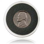 1989 Jefferson Nickel - PROOF