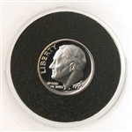 1995 Roosevelt Dime - PROOF in Capsule