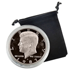 1987 Kennedy Half Dollar - Proof