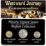 Historic Buffalo Nickel Coin Set(s)