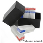 Roll Box - Nickel - Holds 8 Rolls