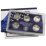 2006 Modern Issue Proof Set - Quarters only