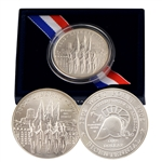 2002 Commemorative West Point Dollar - Uncirculated