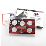 2006 50 State Quarters Silver Set - Original Government Packaging