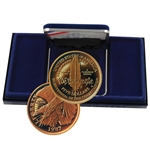 1987 Constitution $5 Gold - Proof - Government Packaging