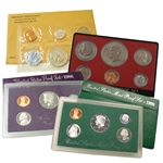 Key Date US Proof Set Collection (1960, 1974, 1986, 1996)