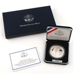 2006 Franklin Commemorative Founding Father Silver Dollar - PROOF