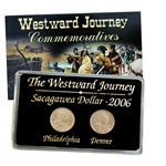 2006 Sacagawea Dollar - Philadelphia & Denver Mint Set