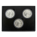1883-1885 Morgan Silver Dollars - New Orleans - Uncirculated