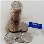 2006 Colorado Quarter Roll - Philadelphia Mint