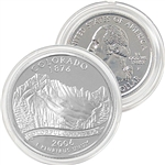 2006 Colorado Platinum Quarter - Philadelphia Mint