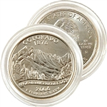 2006 Colorado Uncirculated Quarter - Denver Mint