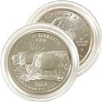 2006 North Dakota Uncirculated Quarter - Denver Mint