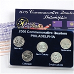 2006 Quarter Mania Uncirculated Set - Philadelphia Mint
