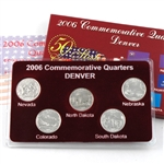 2006 Quarter Mania Uncirculated Set - Denver Mint