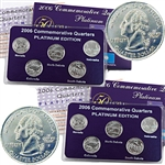 2006 Quarter Mania ( P & D ) Collection - Platinum Edit