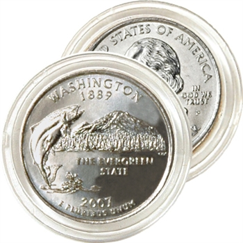 2007 Washington Uncirculated Qtr - Philadelphia Mint