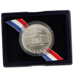 1992 White House Silver Dollar - Uncirculated