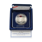 2007 Little Rock Silver Dollar - Proof