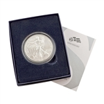 2007 Silver Eagle - Satin Finish - Uncirculated