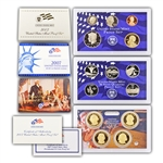 2007 Modern Issue Proof Set
