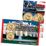 2007 Presidential Dollars P & D Lens - Thomas Jefferson