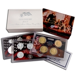 2007 US Silver Proof Set - Modern (14 pc)