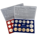 2007 US Mint Set - Satin Finish - 28 coins