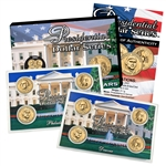 2007 Presidential Dollars P & D 2 Lens Set