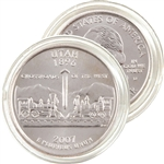 2007 Utah Uncirculated Qtr - Denver Mint