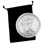 2008 Silver Eagle - Uncirculated
