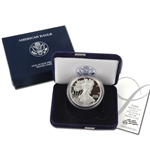 2008 Silver Eagle Government Issue - Proof