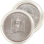 2008 New Mexico Uncirculated Qtr - Denver Mint