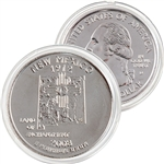 2008 New Mexico Platinum Quarter - Denver Mint