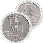 2008 New Mexico Platinum Quarter - Philadelphia Mint