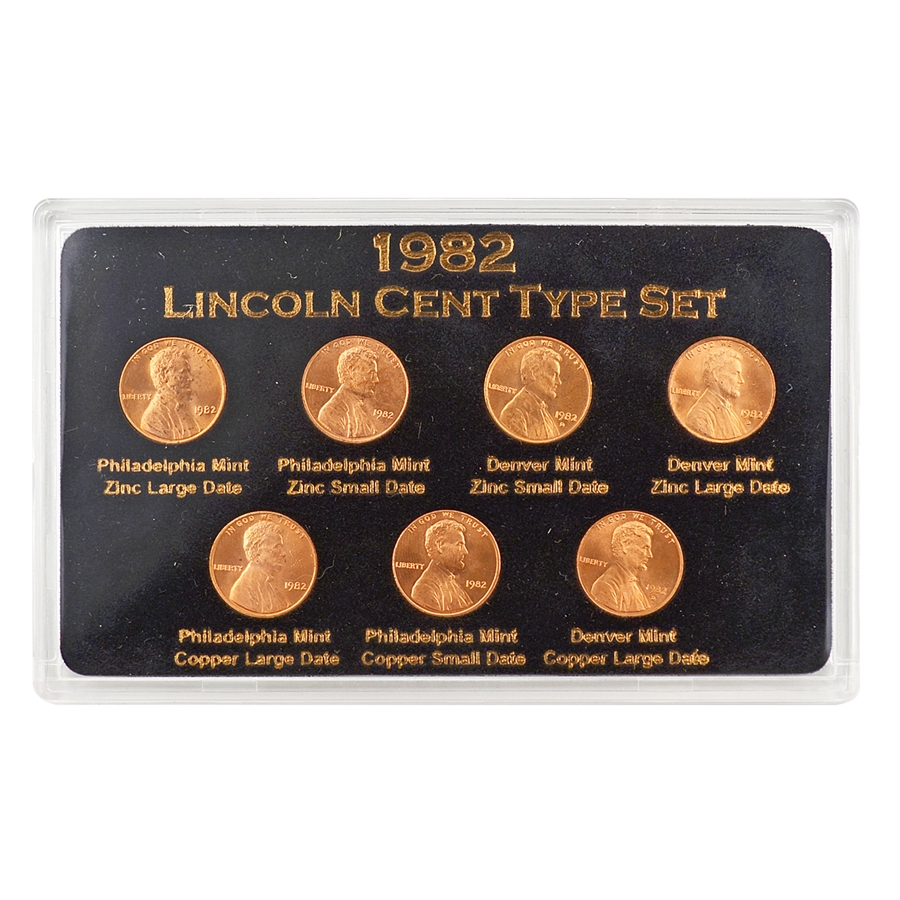 P/&D LINCOLN CENTS  SET OF 20 2010,2011,2012,2013,2014,2015,2016,2017,2018,2019