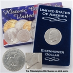 1972 Eisenhower Dollar - Philadelphia - Uncirculated