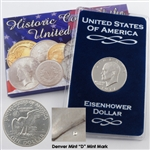 1977 Eisenhower Dollar - Denver - Uncirculated