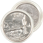 2008 Arizona Uncirculated Qtr - Denver Mint